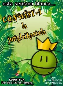 la jungla de Amaiur, ¡CONQUISTADA!