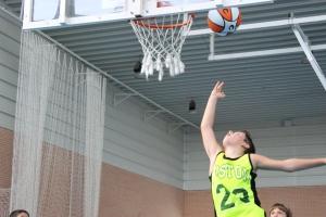 ¡Aimar no había jugado nunca ha basket y mirádlo!